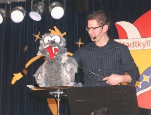 """""""Jürgen und Horst"""" auf der Bühne in Stadtkyll"""