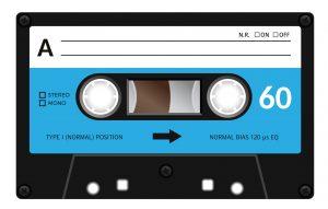 Vintage Kassette/Tape