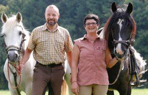 Rolf und Uschi Roßbach