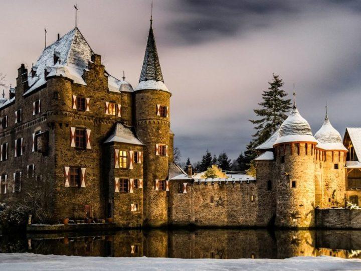 Die 5 besten… Weihnachtsmärkte auf Eifeler Burgen