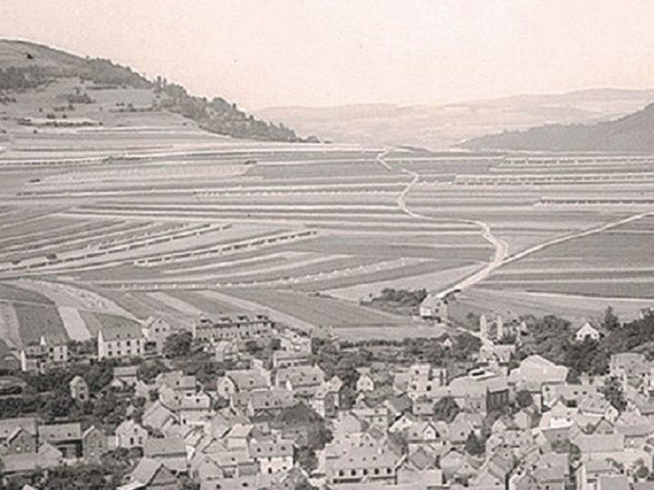 Die Eifel von oben – Eine Zeitreise mit alten Luftaufnahmen